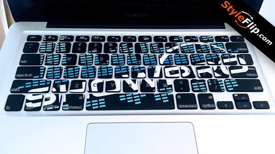 a67ffbda071 Apple MacBook Pro 15-Inch Unibody Keyboard (2011-2012 Model) Skins Sample  Photo