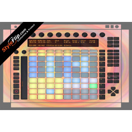 Spin Ableton Push