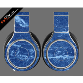 Blue Marble  Beats By Dr. Dre Beats Pro Model