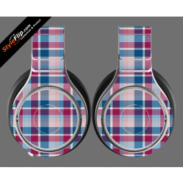 Classic Plaid  Beats By Dr. Dre Beats Pro Model