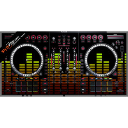 Warm Equalizer Numark NS-7 III