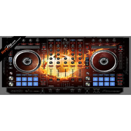 Hot Shot  Pioneer DDJ-SX