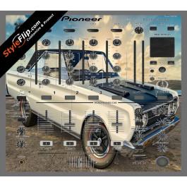 Burnout  Pioneer DJM 700