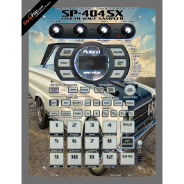 Burnout  Roland SP-404 SX