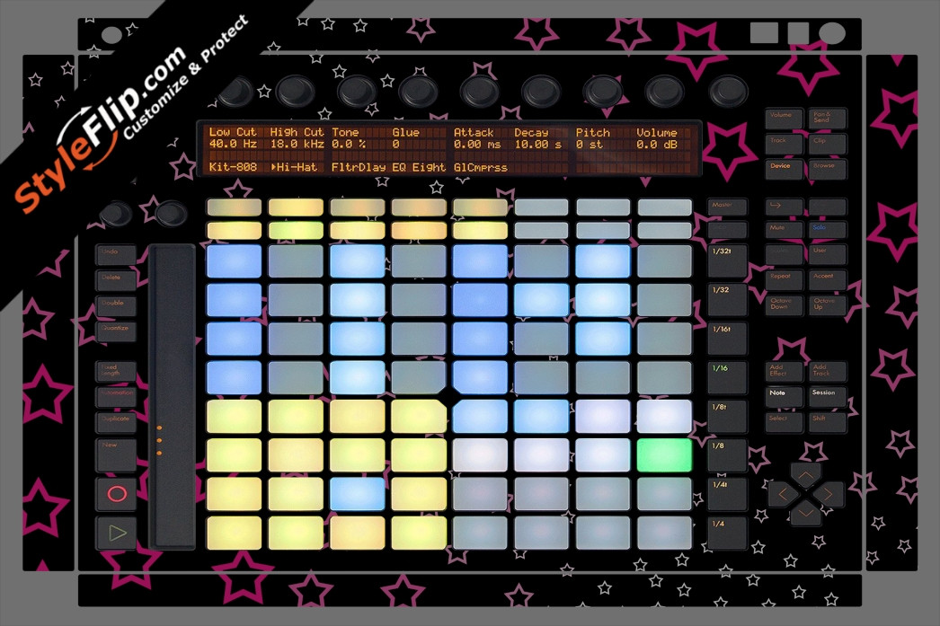 Starry Ableton Push
