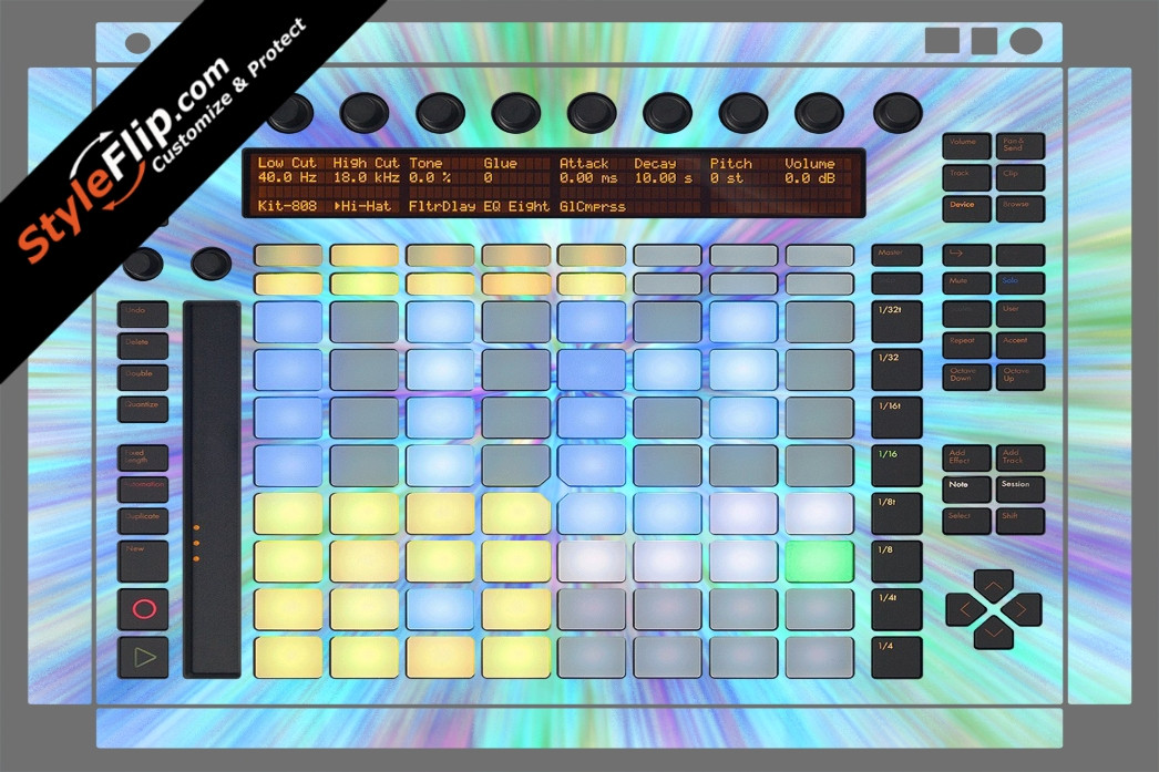 Vortex Ableton Push