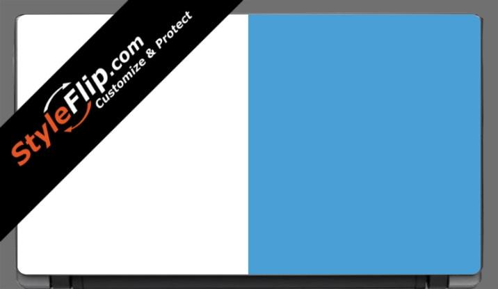 """Blue & White Acer Aspire V5 11.6"""""""