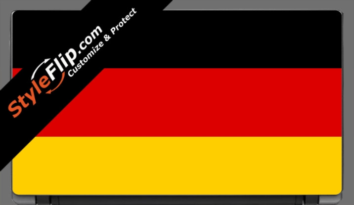 German Flag  Acer Aspire V5 11.6""