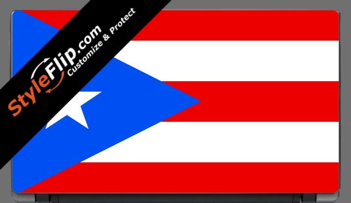 "Puerto Rican flag  Acer Aspire V5 11.6"""