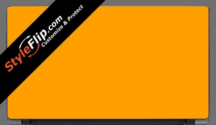 """Solid Orange Acer Aspire V5 11.6"""""""