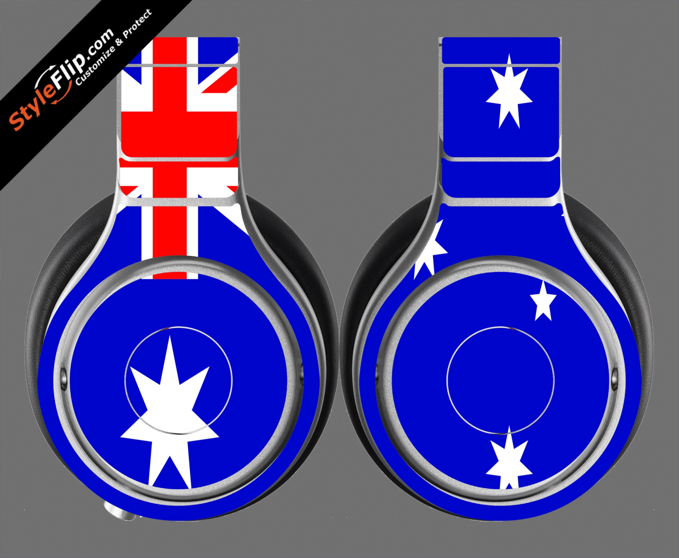 Australian Flag  Beats By Dr. Dre Beats Pro Model