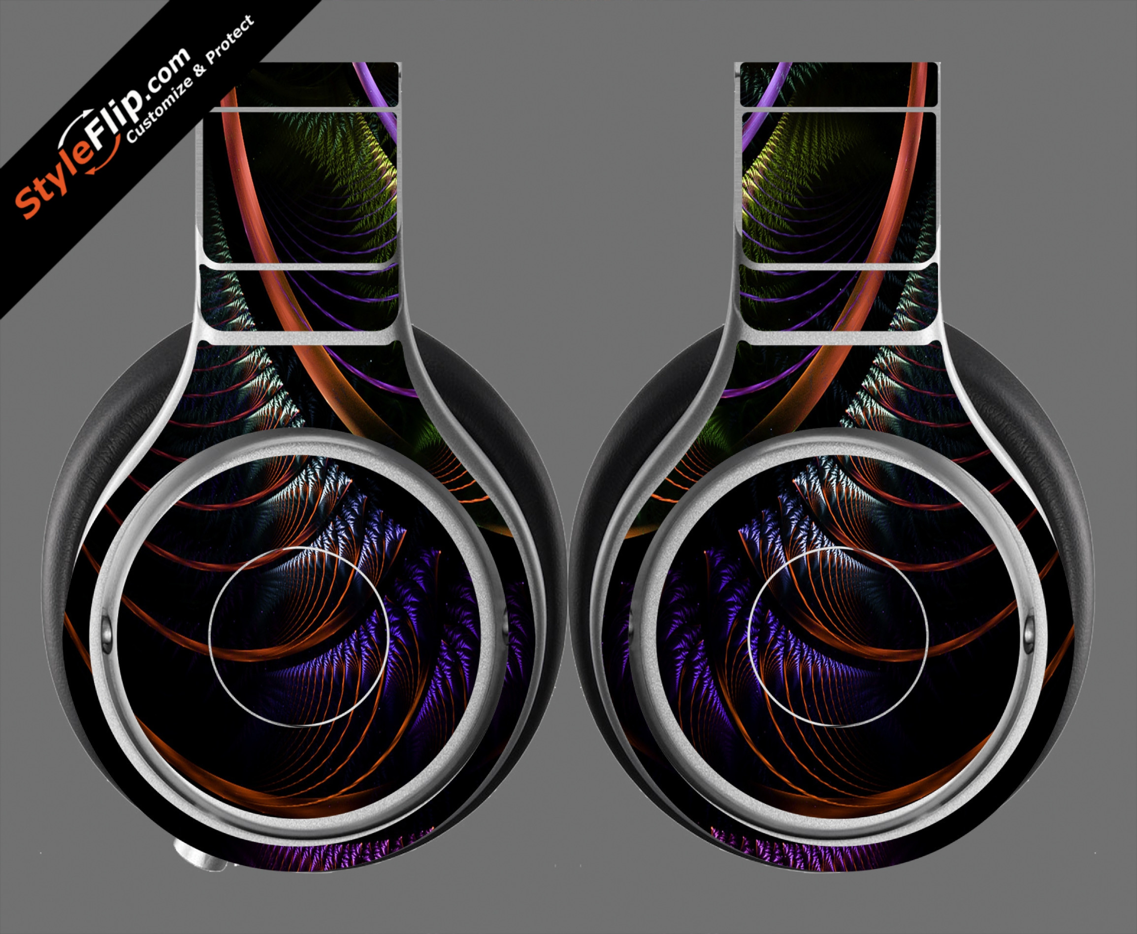 Fractal  Beats By Dr. Dre Beats Pro Model