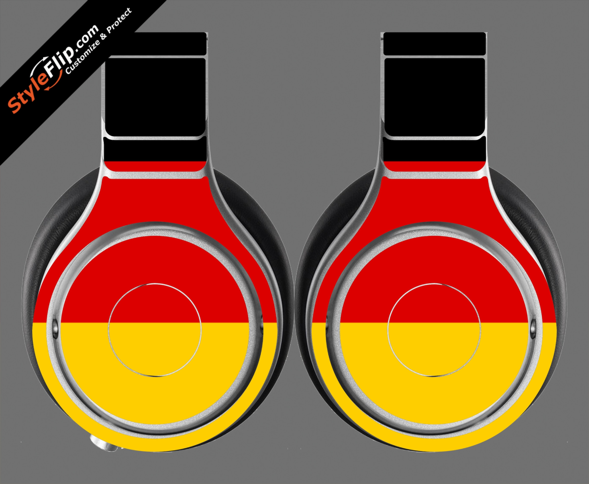 German Flag  Beats By Dr. Dre Beats Pro Model