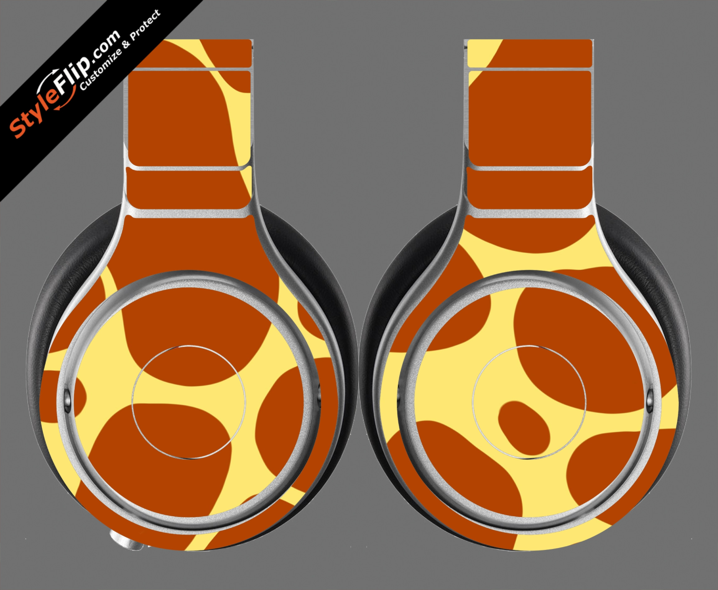 Giraffe Print  Beats By Dr. Dre Beats Pro Model