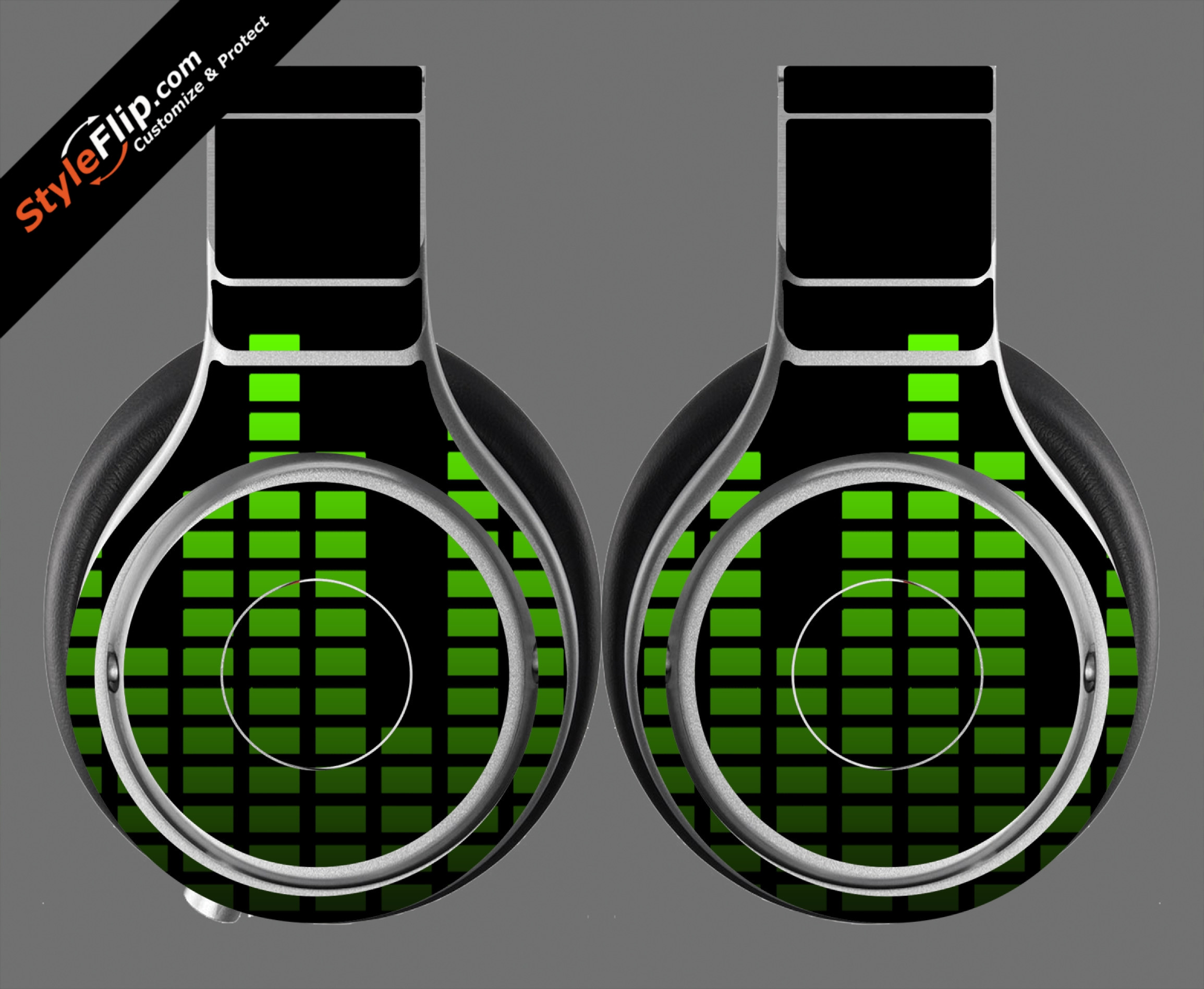 Lime Equalizer Beats By Dr. Dre Beats Pro Model