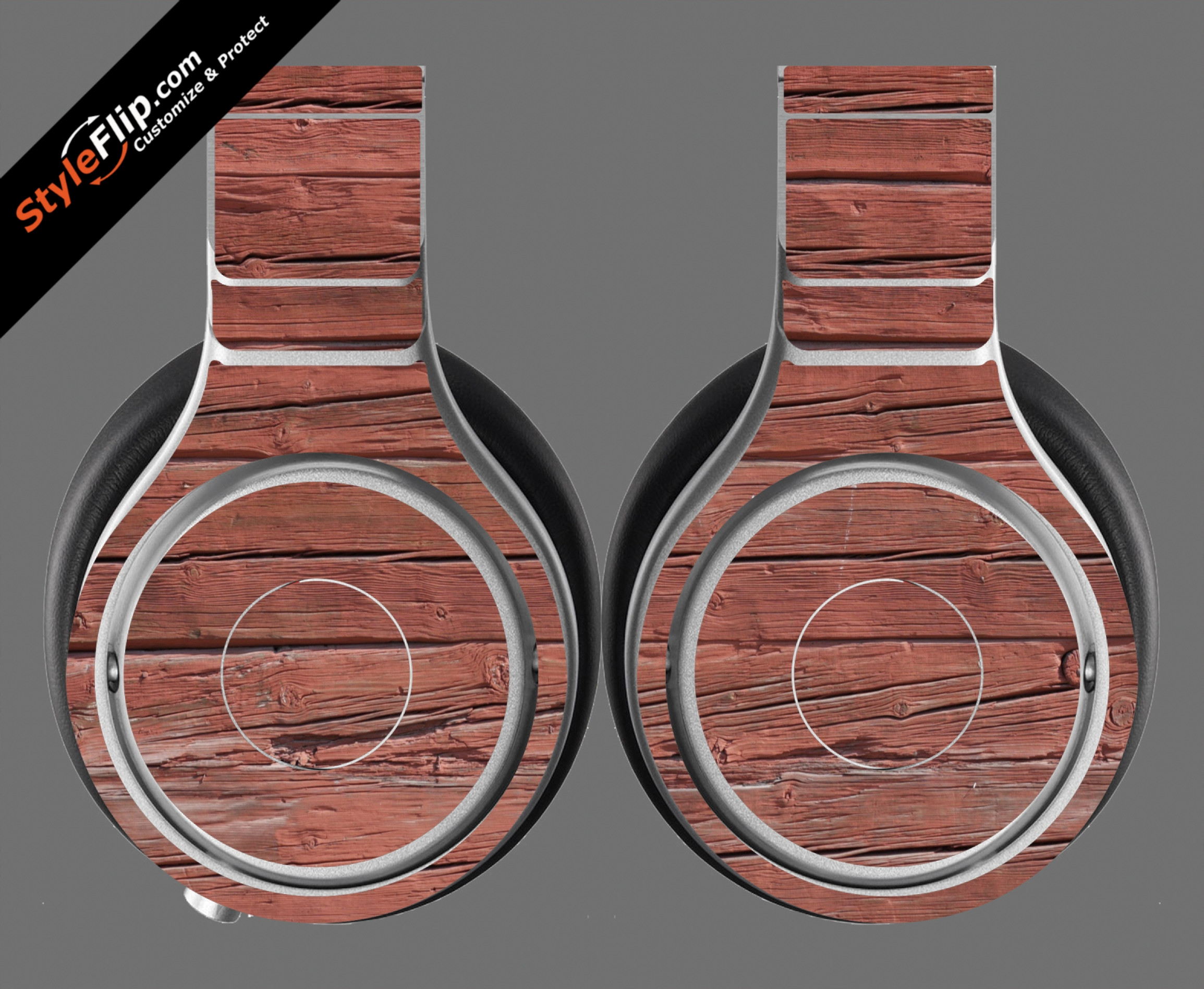 Old Wood  Beats By Dr. Dre Beats Pro Model