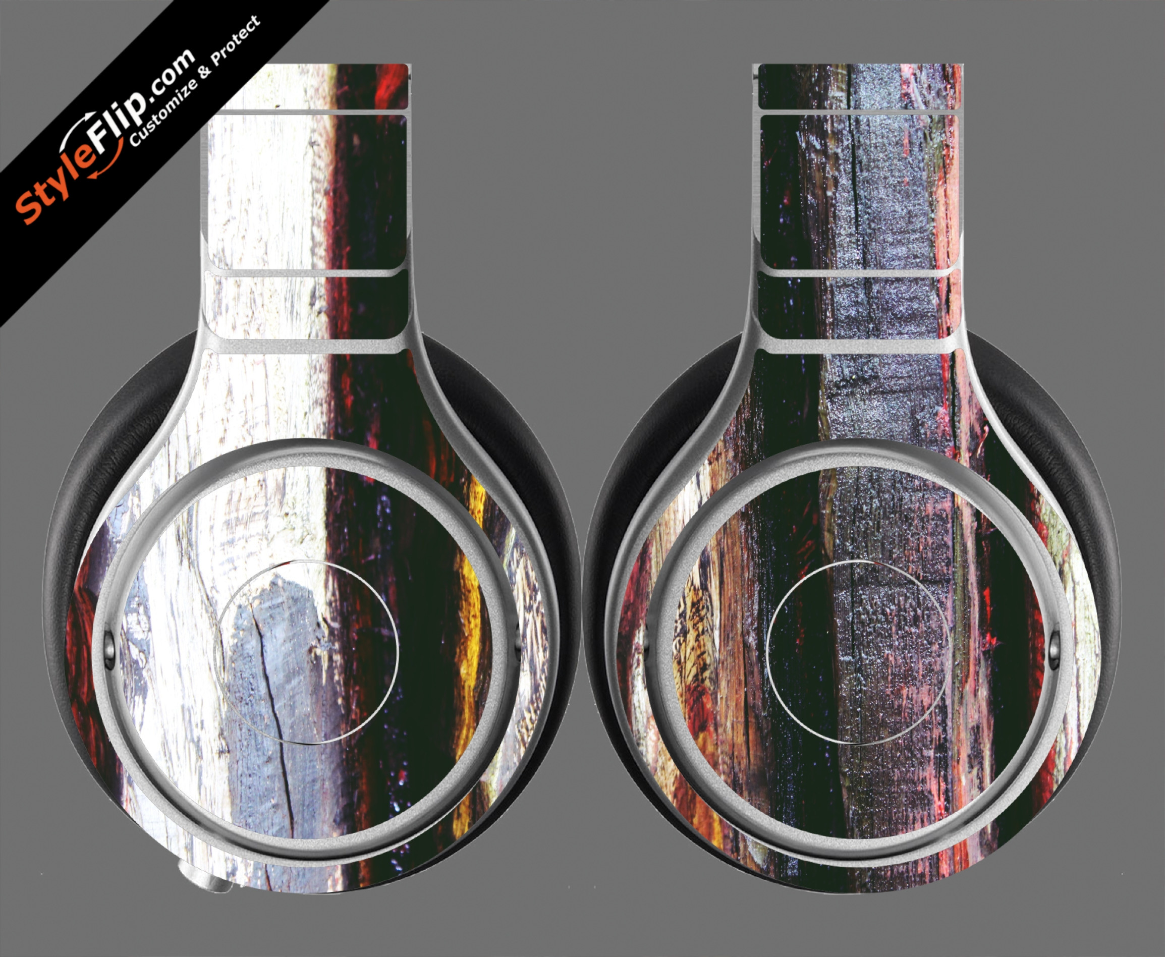 Painted Wood  Beats By Dr. Dre Beats Pro Model