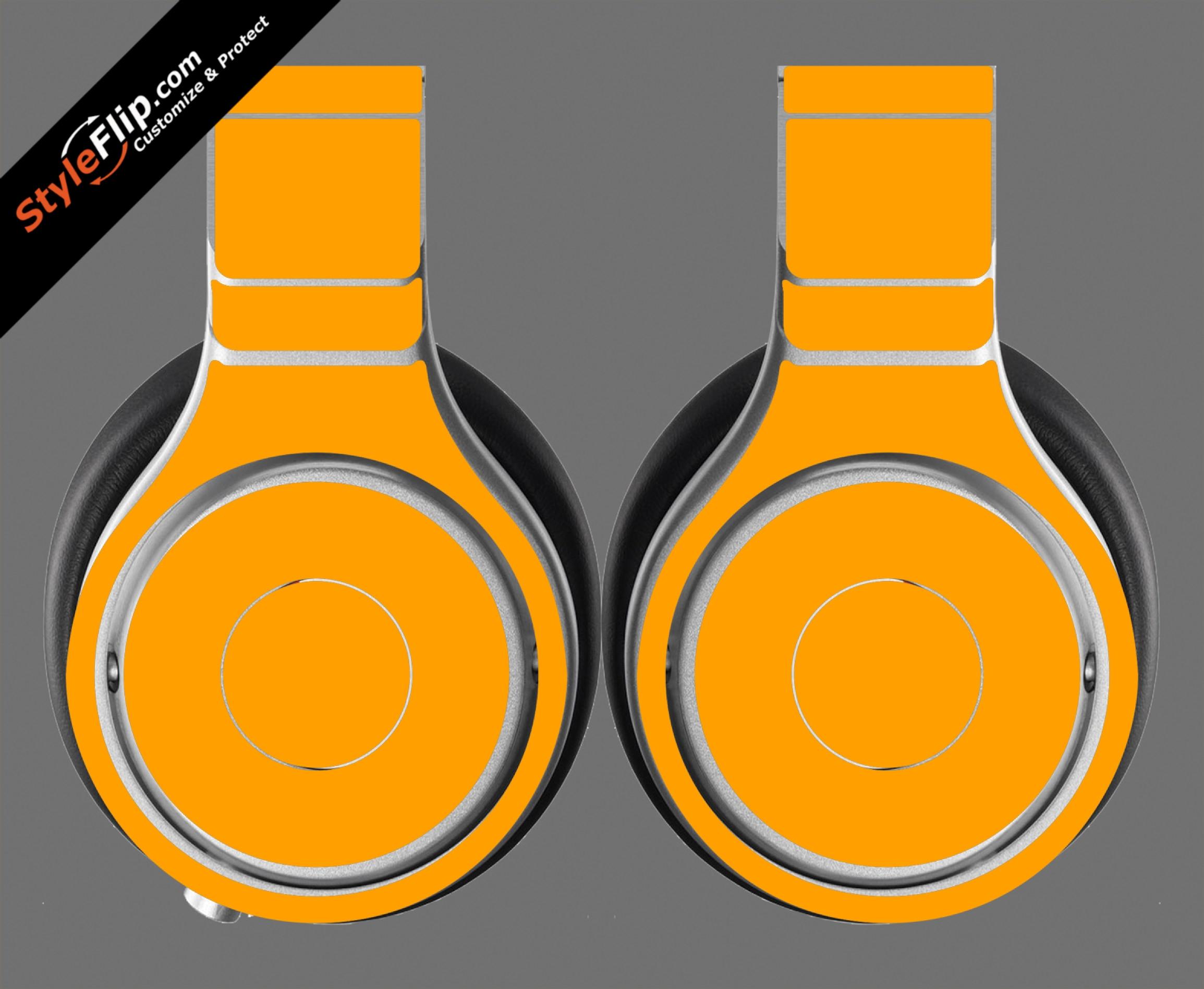 Solid Orange Beats By Dr. Dre Beats Pro Model