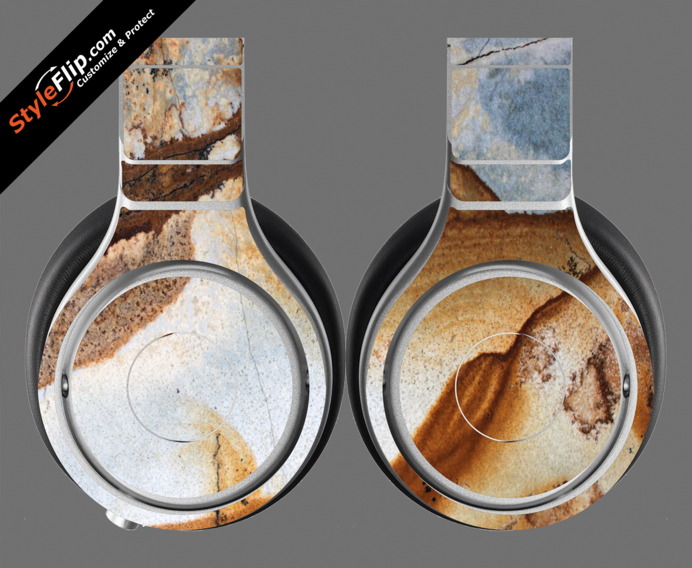 Stained Marble  Beats By Dr. Dre Beats Pro Model