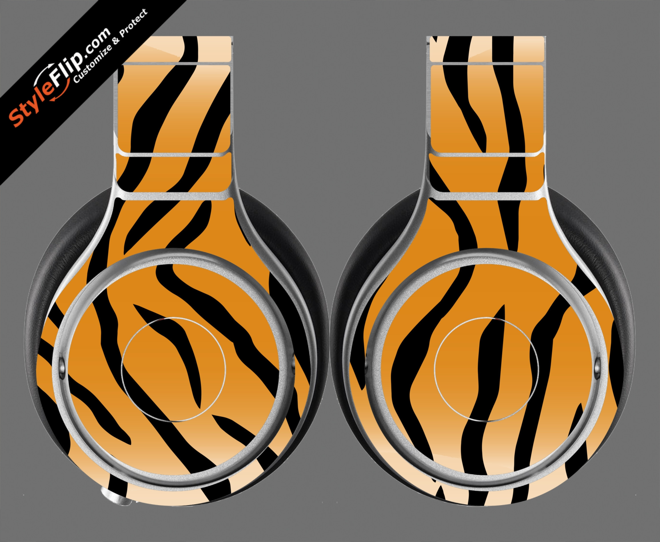 Tiger Stripes Beats By Dr. Dre Beats Pro Model