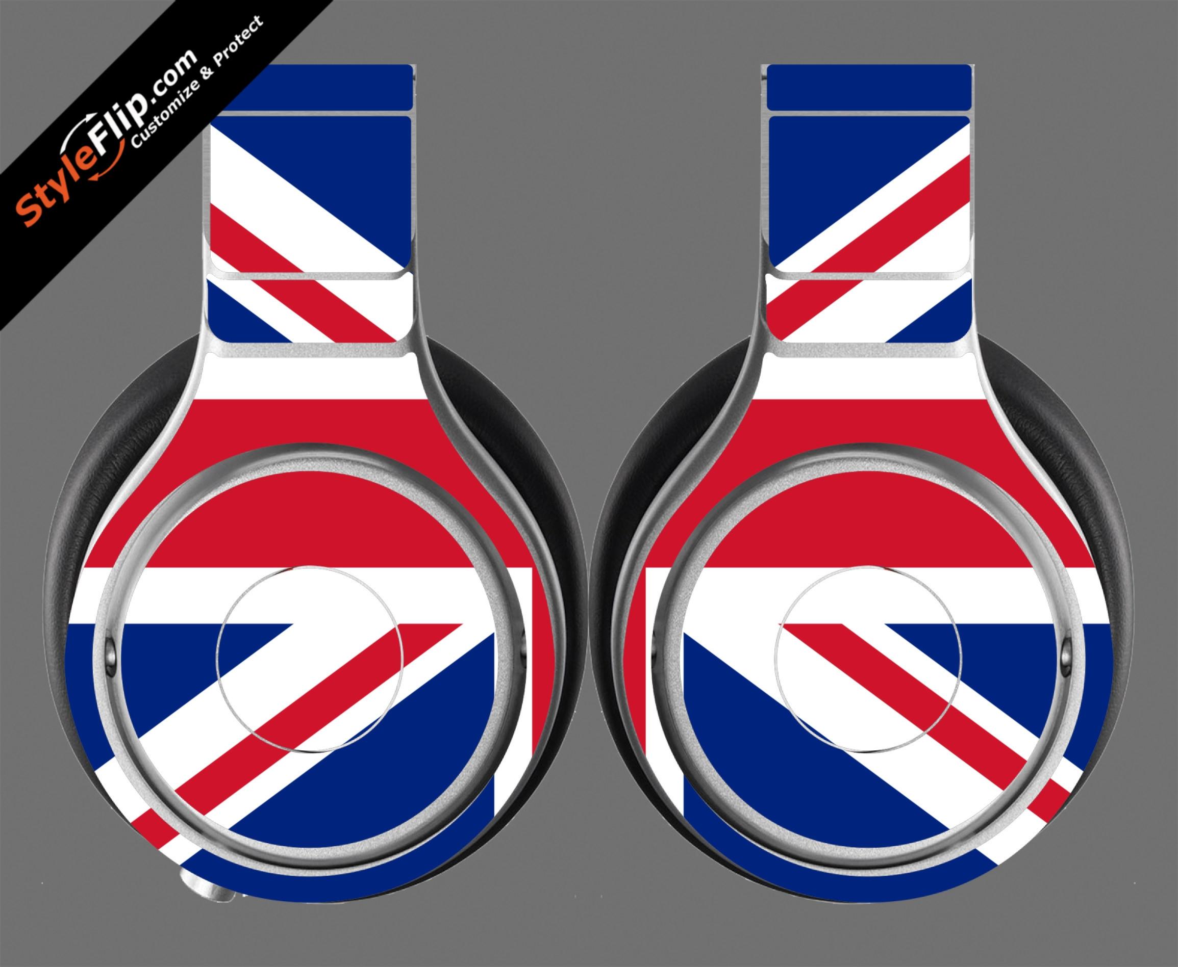 United Kingdom Flag Beats By Dr. Dre Beats Pro Model