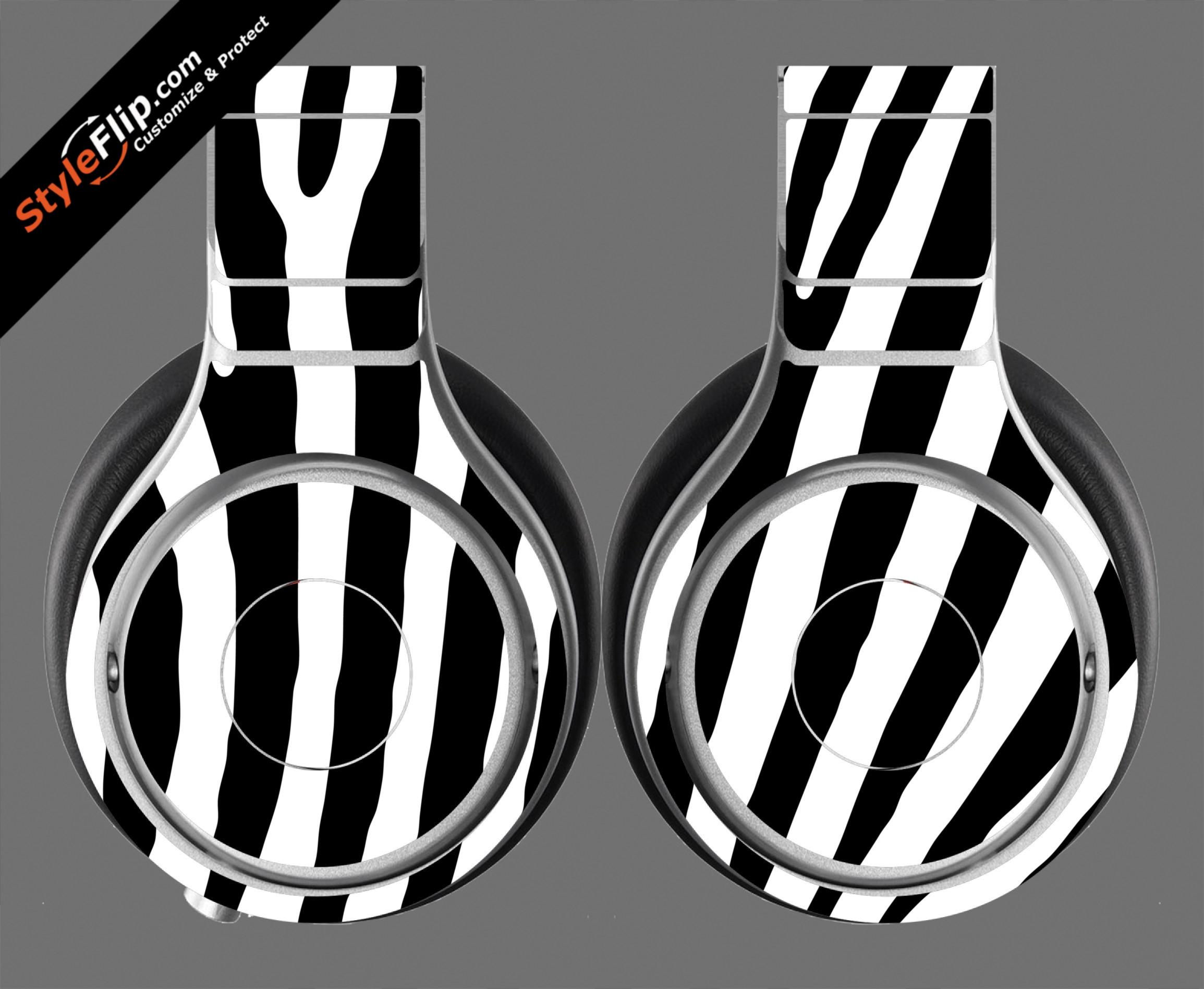 Zebra Print Beats By Dr. Dre Beats Pro Model