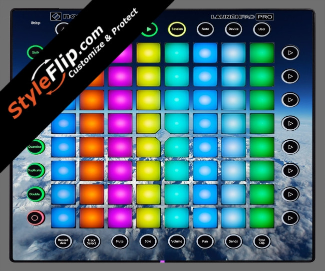 Above The Clouds  Novation Launchpad Pro