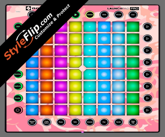 Angel Of Death  Novation Launchpad Pro
