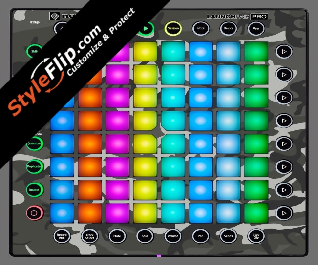 Arctic Fox Novation Launchpad Pro