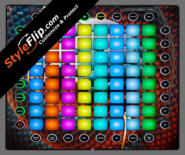 Black Mamba Novation Launchpad Pro