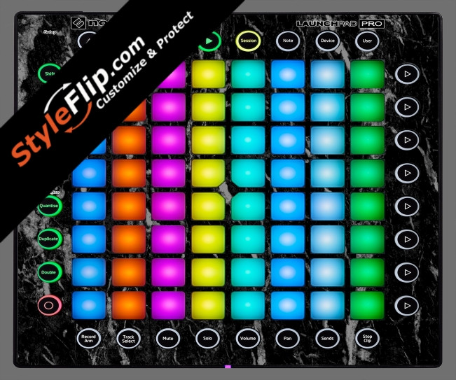 Black Marble  Novation Launchpad Pro