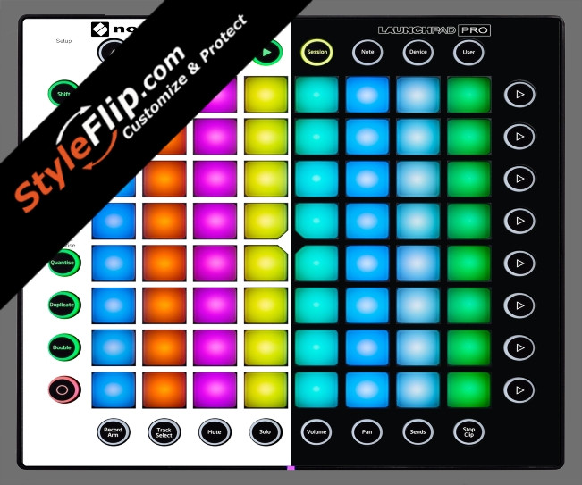 Black & White Novation Launchpad Pro