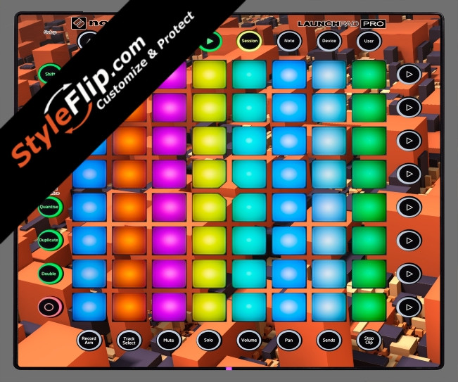 Blocked  Novation Launchpad Pro