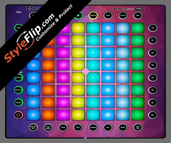 Blue Dreams Novation Launchpad Pro