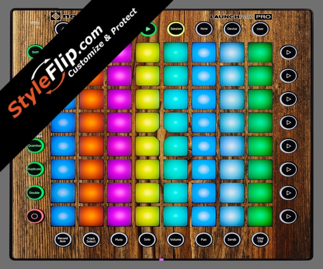 Classic Wood  Novation Launchpad Pro