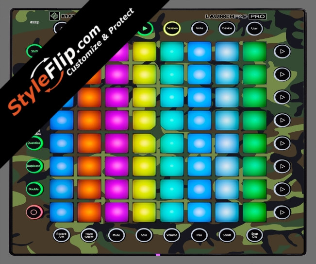 Commando  Novation Launchpad Pro