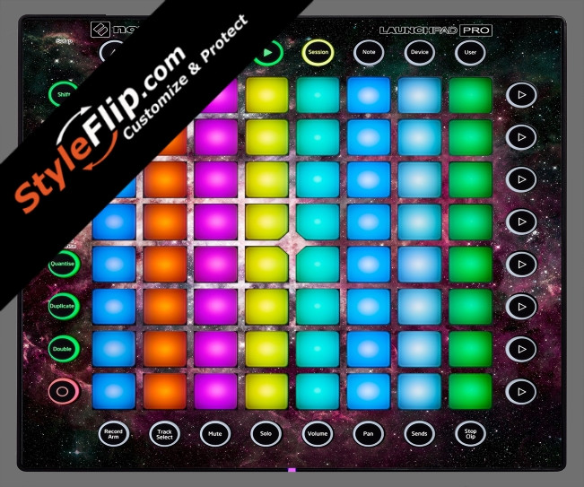 Cosmic  Novation Launchpad Pro