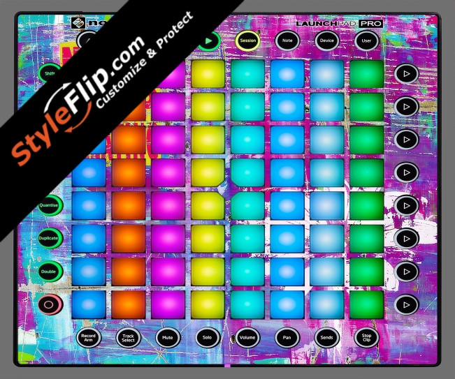 Creation  Novation Launchpad Pro