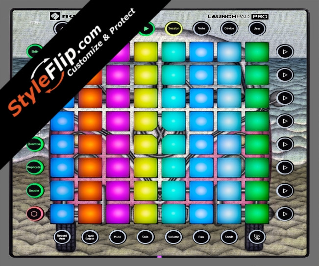 Dream Machine  Novation Launchpad Pro