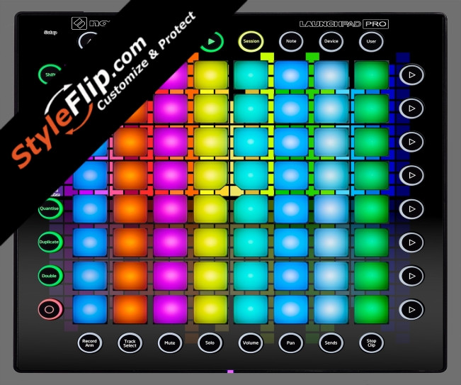 Equalize  Novation Launchpad Pro