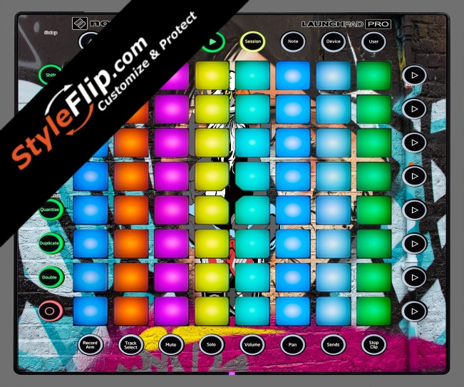 Freebird Novation Launchpad Pro