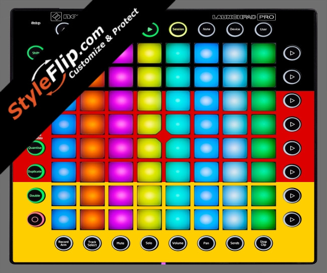 German Flag  Novation Launchpad Pro