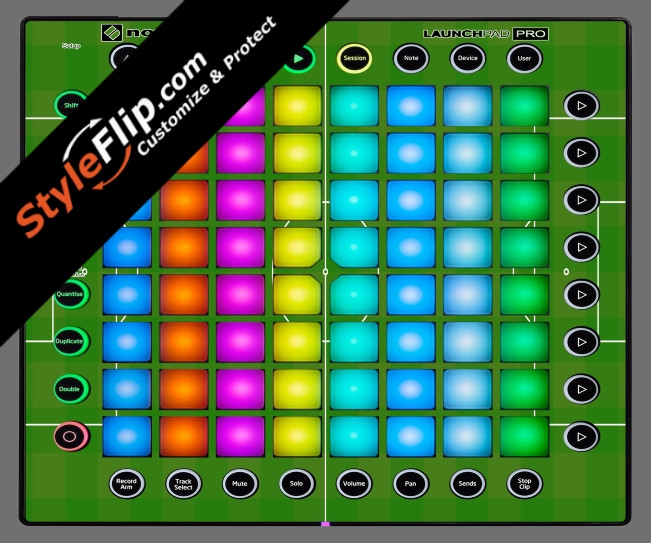 Goal!  Novation Launchpad Pro