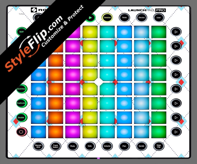 Golf  Novation Launchpad Pro