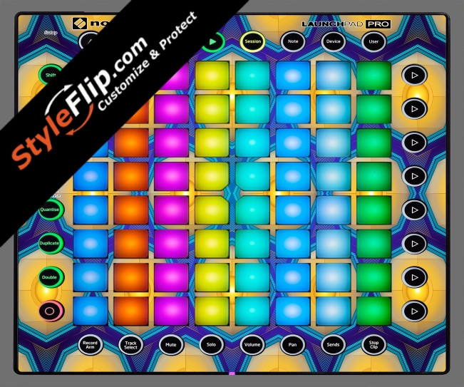 Honeycomb  Novation Launchpad Pro