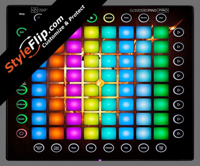 Hot Shot  Novation Launchpad Pro
