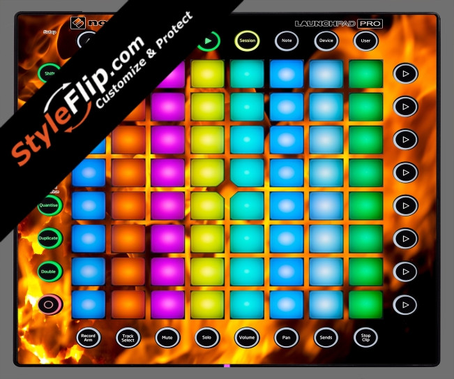Hot Stuff  Novation Launchpad Pro