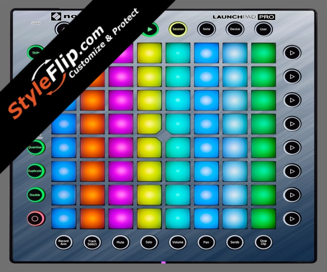 Iron Born  Novation Launchpad Pro