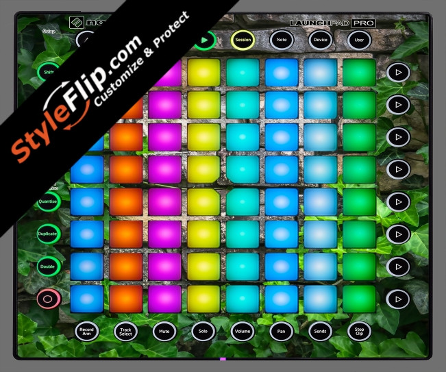 Ivy Novation Launchpad Pro