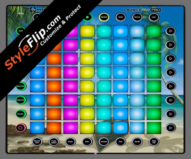 Paradise Lost  Novation Launchpad Pro